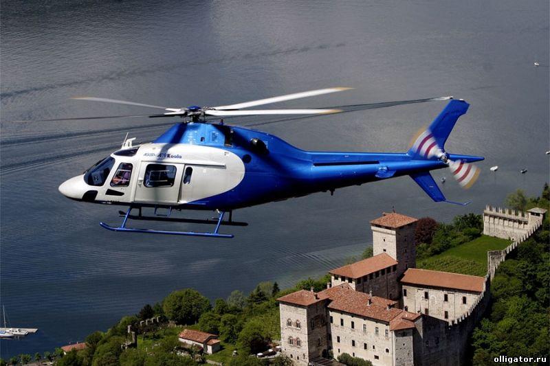 Вертолет Agusta