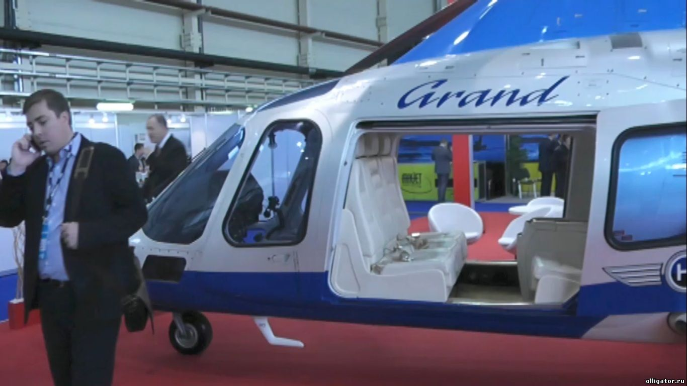 Самолеты бизнес-класса на VII Международной выставке Jet Expo 2012