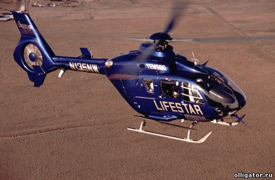 Вертолет Eurocopter