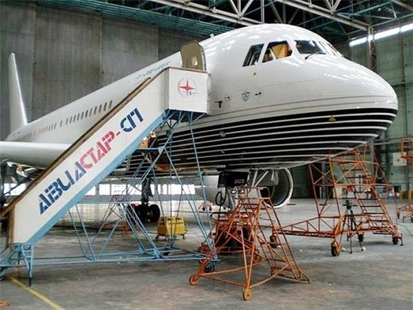 Самолет Путина