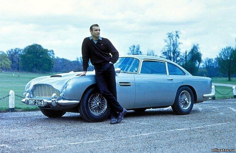Aston Martin DB5 Пола Маккартни продан