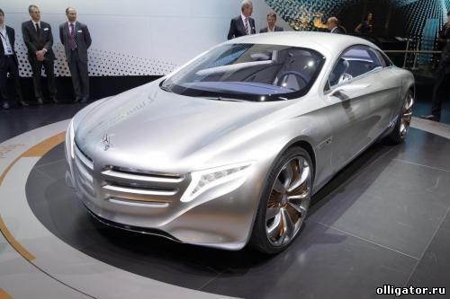 Новые карбоновый Mercedes E Superlight E Superlight