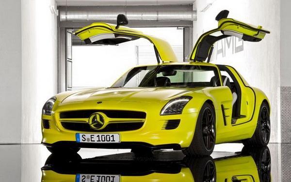 Mercedes-Benz SLS AMG Electirc Drive
