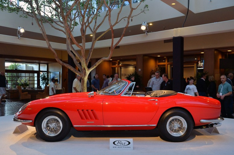 Ferrari - самый дорогой автомобиль