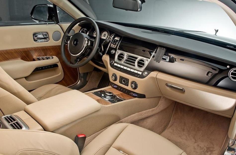 Новый Rolls-Royce Wraith