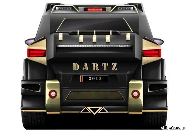 Внедорожник DARTZ Black Snake