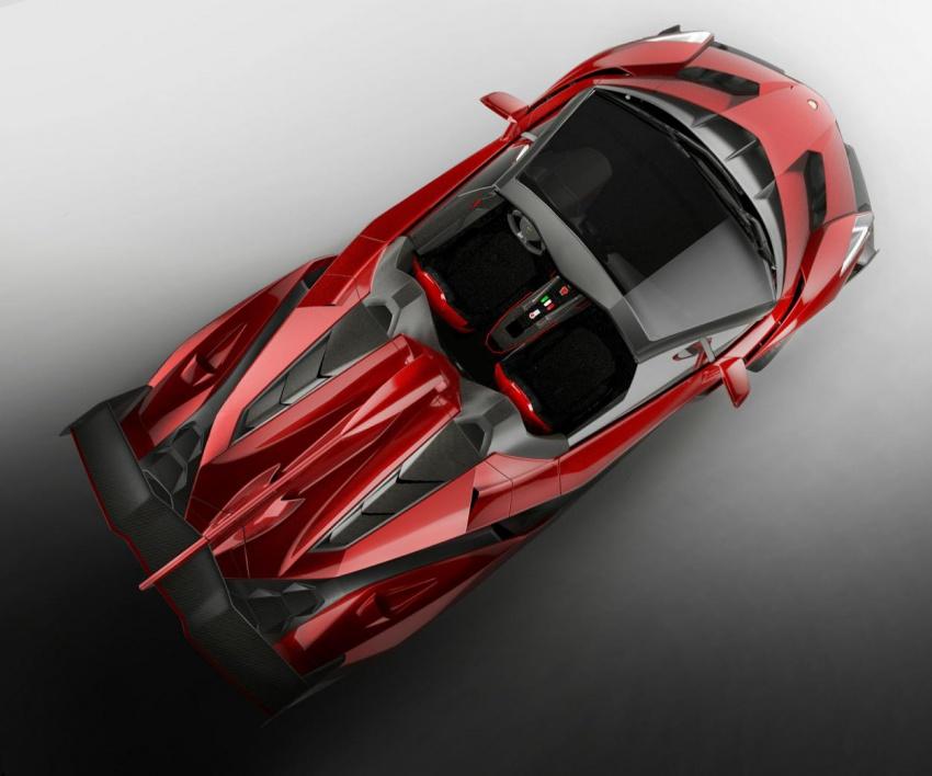 Новый Lamborghini Veneno