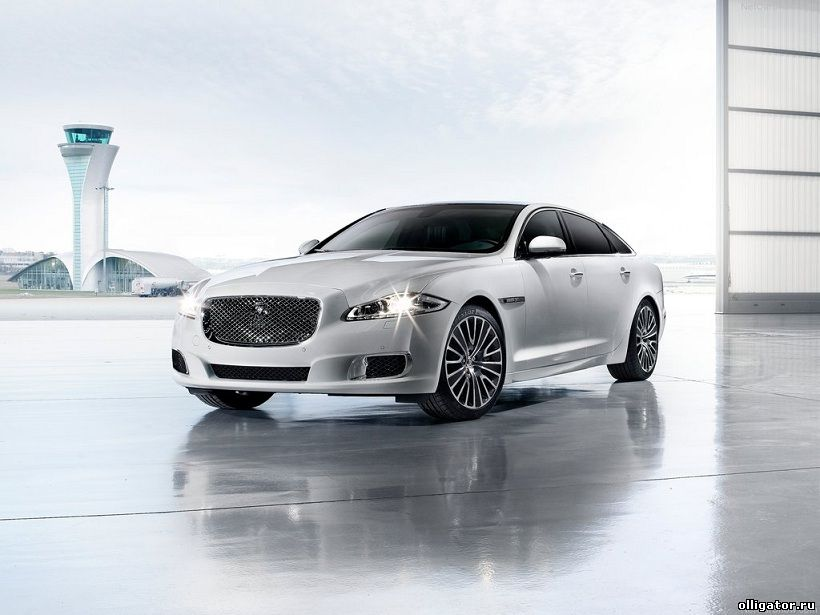 JAGUAR ULTIMATE XJ