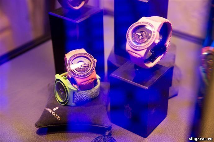 Новые часы от de Grisogono
