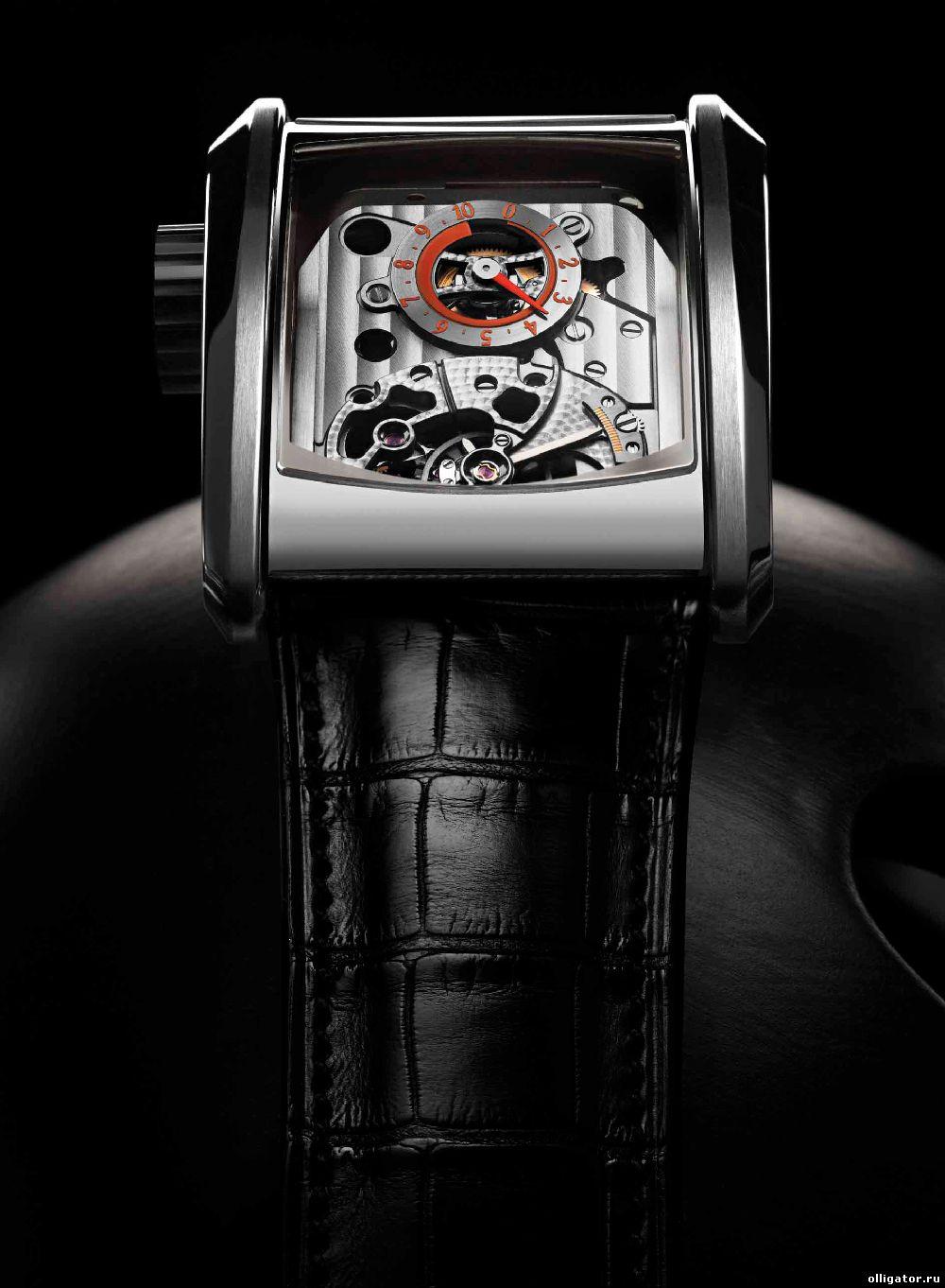 Часы Bugatti Super Sport