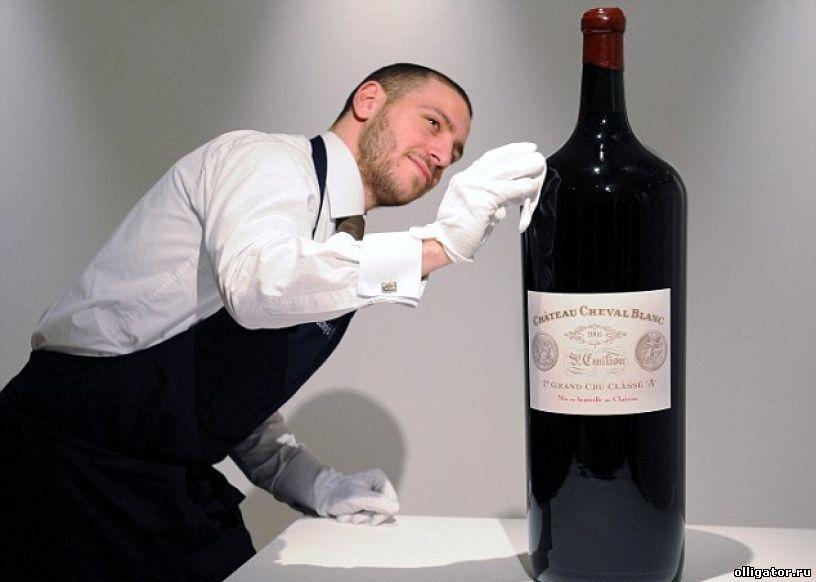 Китайские бизнесмены скупают французские виноградники