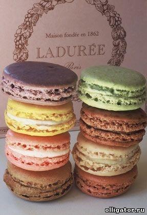 Les Marquis de Ladurée в Париже