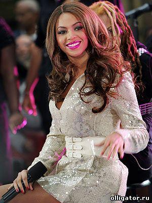 Бейонсе - самая высокооплачиваемая певица