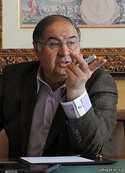 Алишер Усманов - самый богатый человек 2012 года - фото
