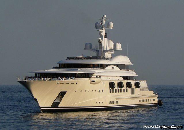 Яхта Pelorus - яхты Абрамовича