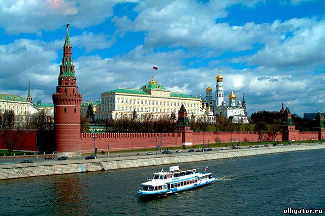 Москва - лучший город на свете