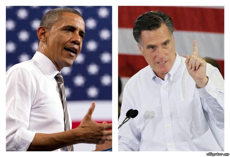 Сколько тратят на выборы Барак Обама и Митт Ромни?