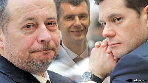 Российские миллиардеры