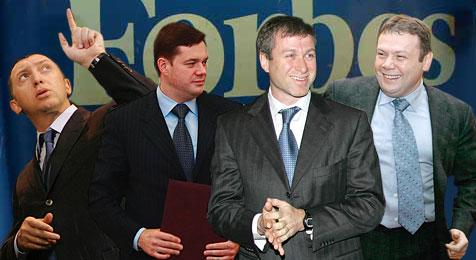 Миллиардеры Москвы