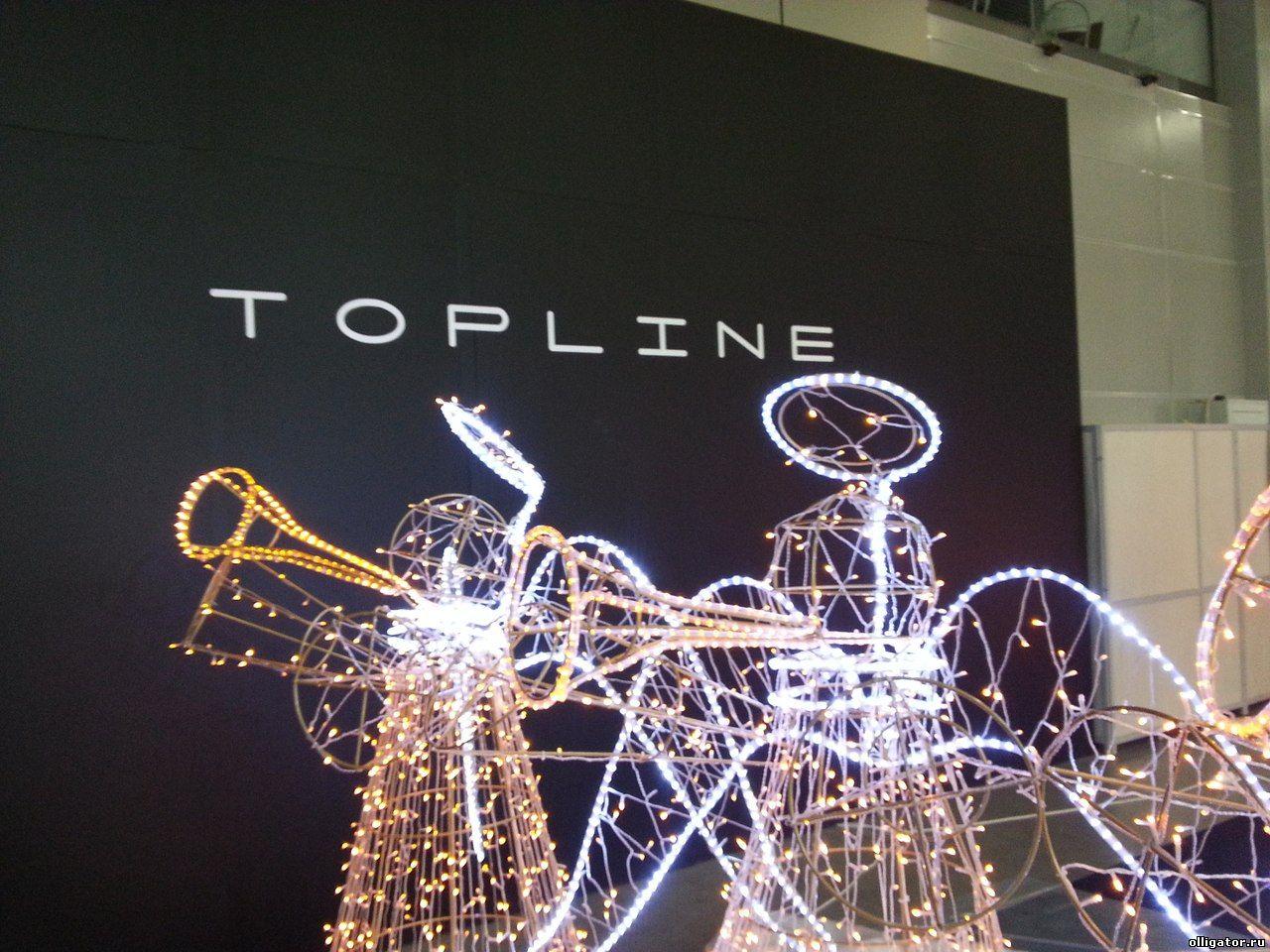 Top Line: новогодние подарки премиум-класса