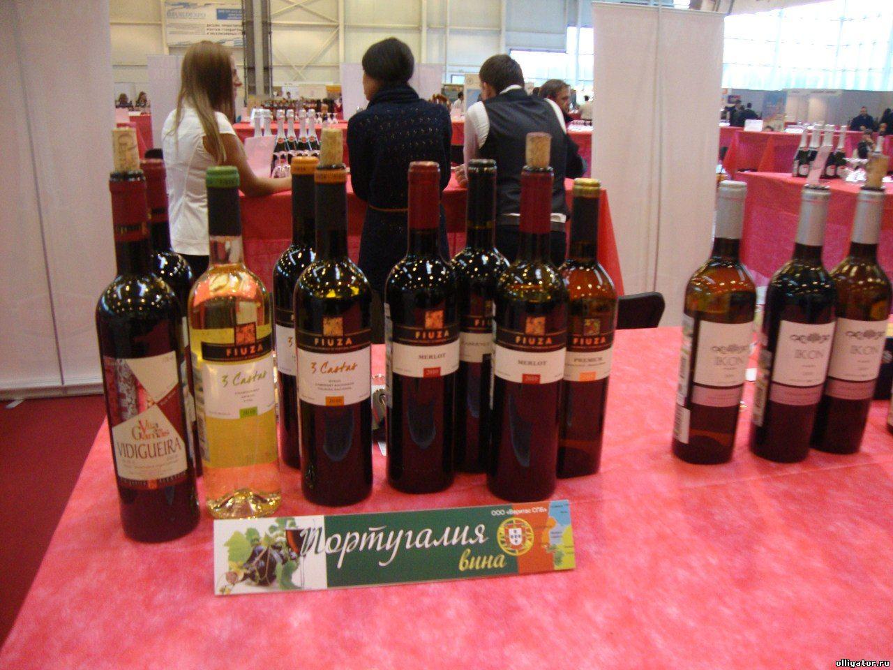 7-ая международная специализированная выставка-дегустация «Карта вин»