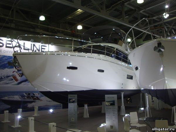 Moscow Boat Show 2013