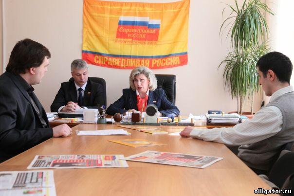 Москалькова, Купричёв, Нуралиев