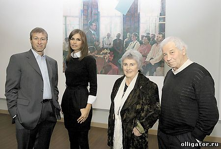 Картины Романа Абрамовича