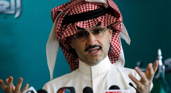 Принц Аль-Валид ибн Талал аль-Сауд