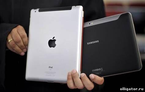 Samsung выплатил $1 млрд. Apple мелочью