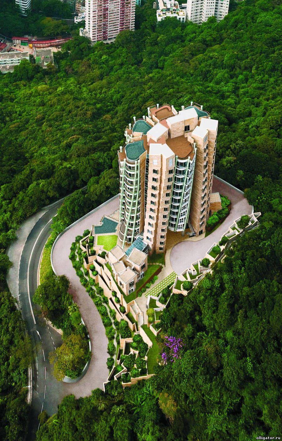 Самая дорогая квартира в Азии