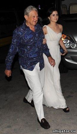 Джон Сорос женится фото
