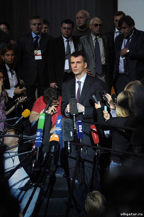 Михаил Прохоров пообещал $50 000 за усыновление ребенка