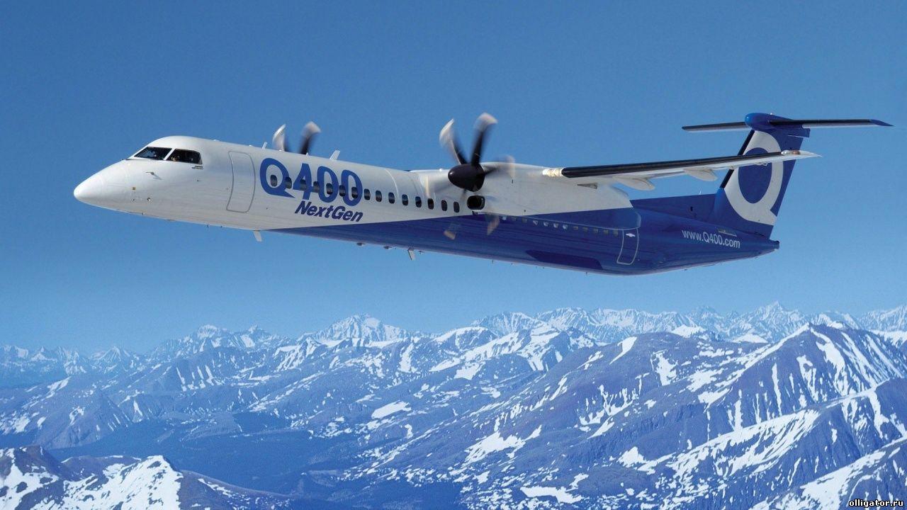 Олег Дерипаска откроет производство иностранных самолетов Bombardier