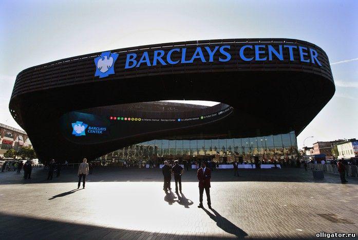 Михаил Прохоров открыл арену «Barclays Center» в Нью-Йорке