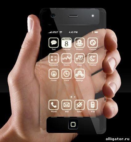 Вышел новый супертонкий iPhone 5