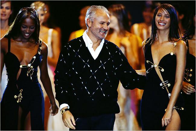 Модный дом Versace