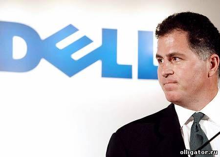 Майкл Делл выкупил акции Dell