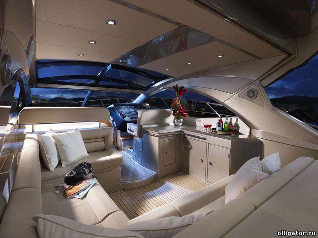 Яхта Sunseeker Portofino 48