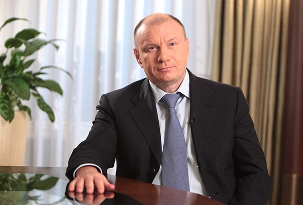 Владимир Потанин разводится