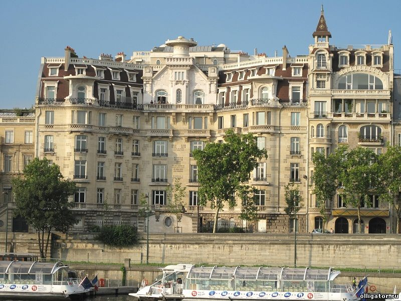 Quai Anatole France - самые дорогие квартиры и особняки