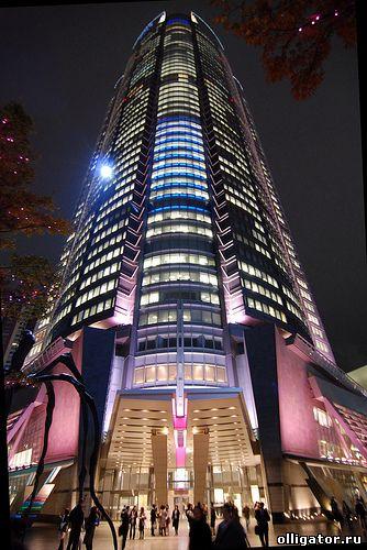 Roppongi Hills - самые дорогие квартиры и особняки
