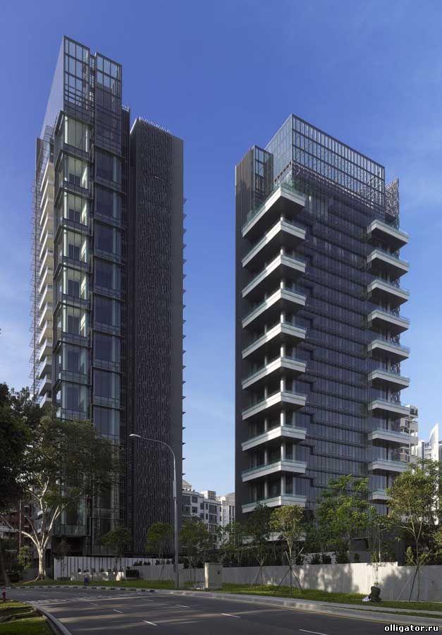 The Marq - самые дорогие квартиры и особняки