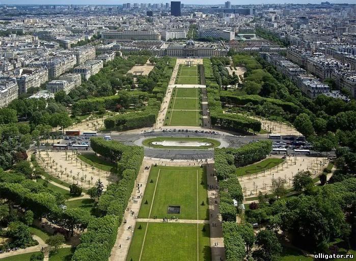Париж - Елисейские Поля