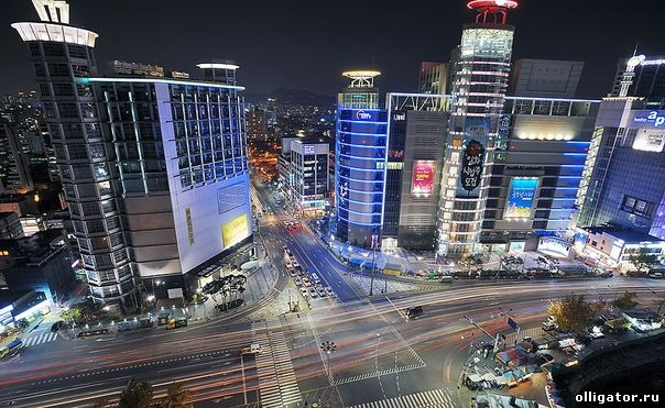 Сеул - Мёндон
