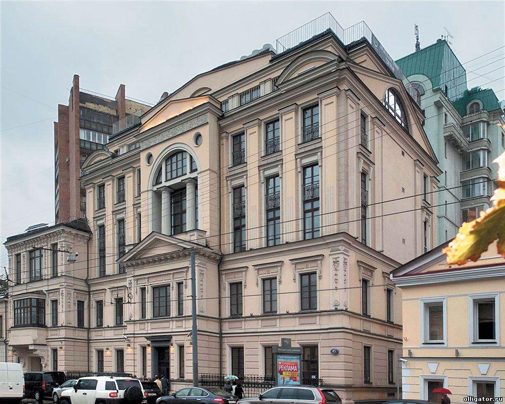 Самые дорогие пентхаусы в Москве