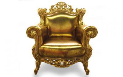 Золотое кресло