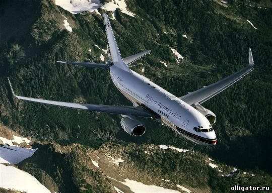 Boeing 737 Business Jet