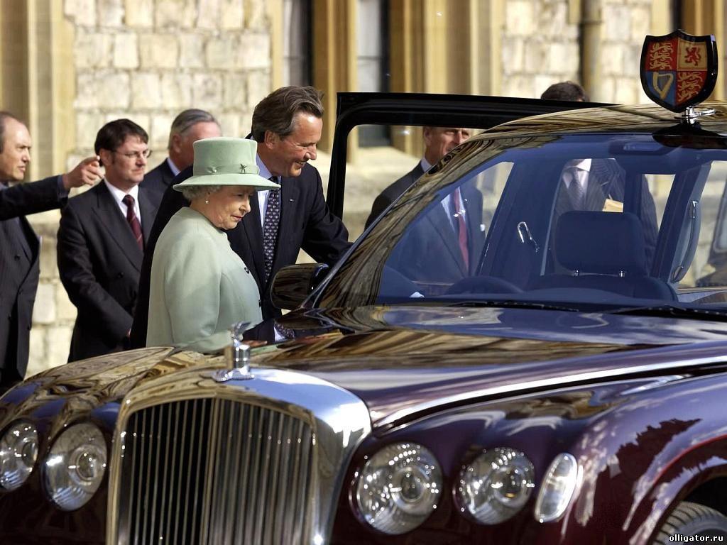 Автомобиль Елизаветы II