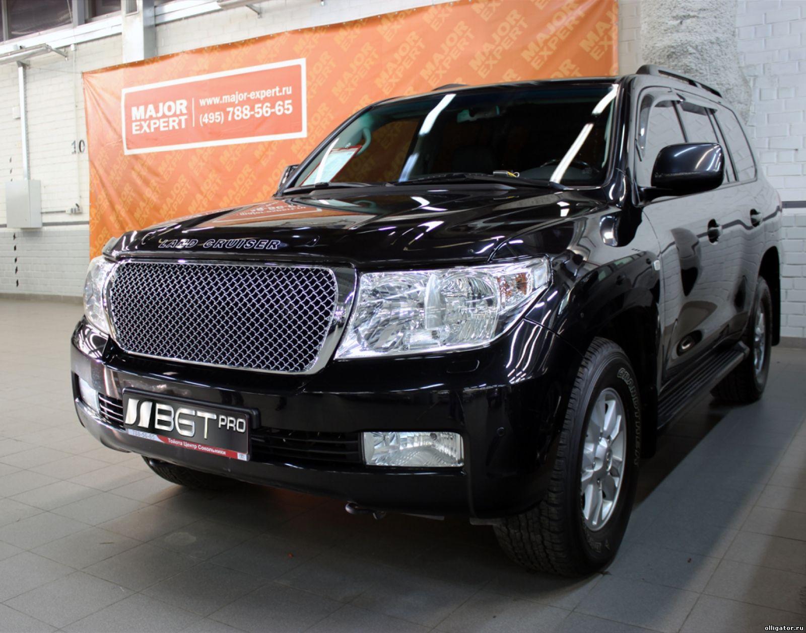 Toyota LC 200 МВД